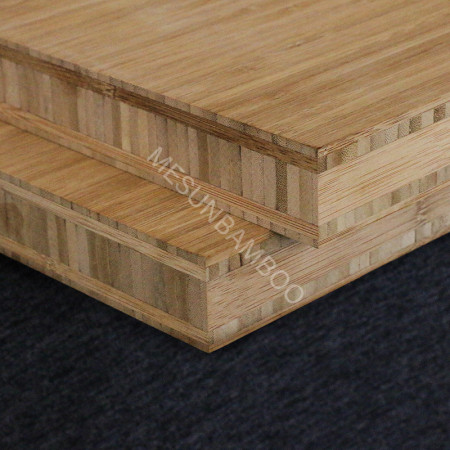 """Lumber 1//4""""x12.5""""x16"""" 5 ply Bamboo Plywood Carbonized vertical 17pcs Boards"""